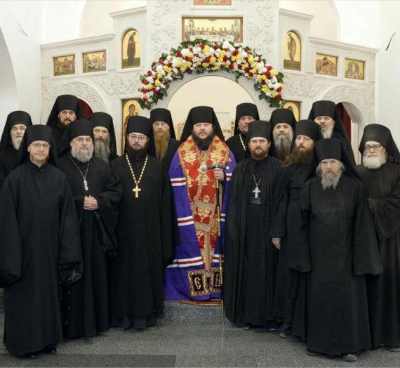 Повод для радости: монастырская жизнь в Крыму стремительно развивается.