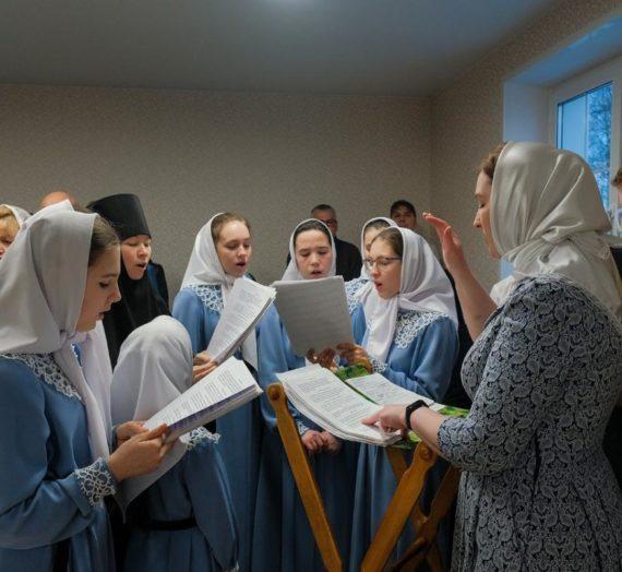 Решение проблемы демографии в отдельно взятом монастыре в Тверской области.
