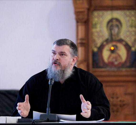 В Андреевском монастыре прошел круглый стол «Деятельность индивидуальных наставников в духовных учебных заведениях РПЦ».