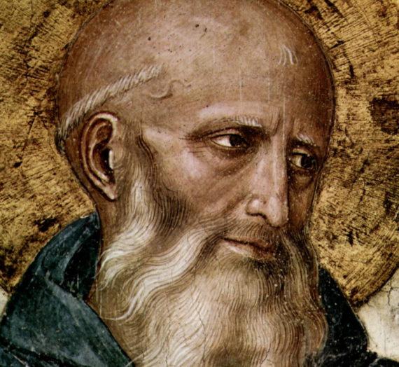 Августин (Никитин), архимандрит. Преподобный Венедикт Нурсийский (480 – 543).