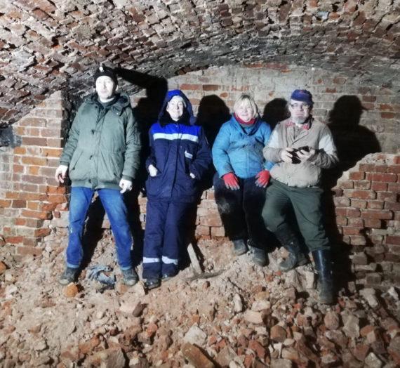 Казанскому Вышневолоцкому монастырю Тверской епархии оказали помощь добровольцы.