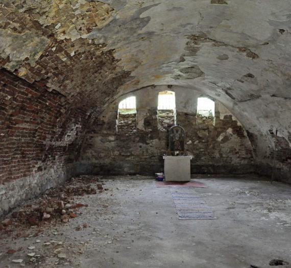 Древний монастырь на Винничине, возрождённый афонским монахом-новомучеником.