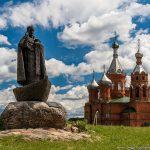 Ольгинский женский монастырь, д. Волговерховье