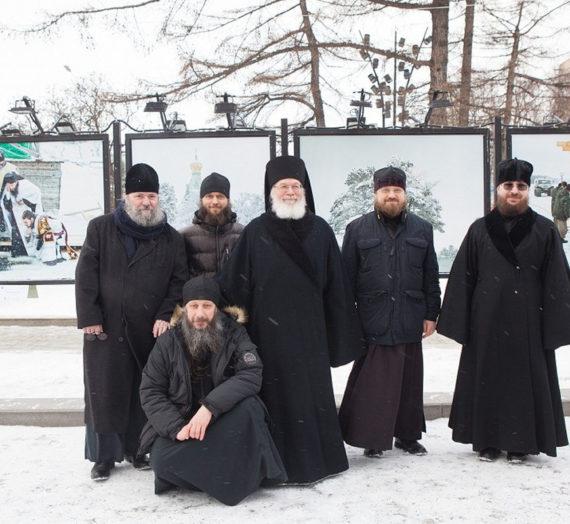В Москве работает фотовыставка «Дивный остров Валаам».