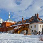 Николаевский Клобуков женский монастырь г. Кашин