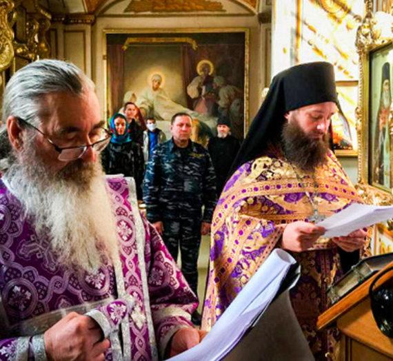 В Раифском монастыре служатся молебны об избавлении от губительного поветрия.