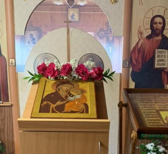 Престольный праздник в Ольгинском монастыре.