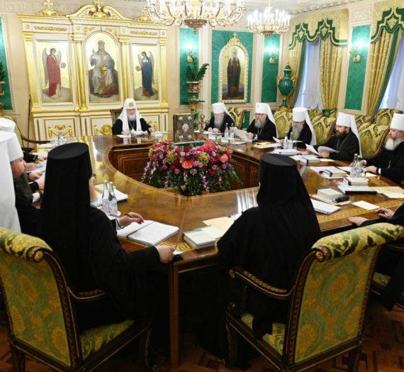На первом в 2020 году заседании Священного Синода Русской Православной Церкви принят ряд постановлений об организации жизни монастырей и монашества.