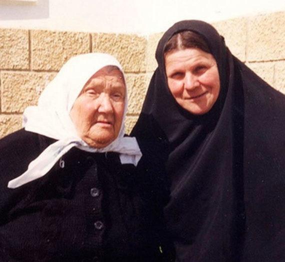 Блаженная схимонахиня Мария. Часть 3.