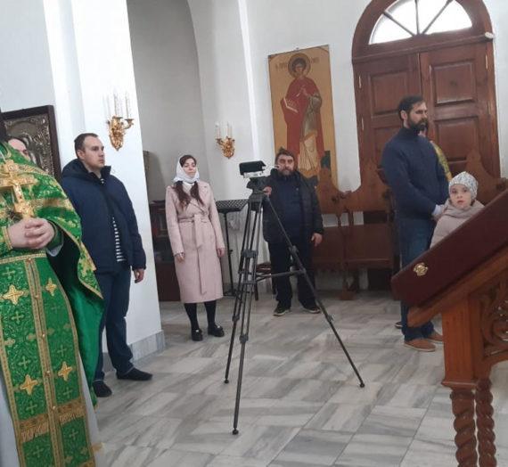 В Николо-Угрешской духовной семинарии отметили 50-летие прославления равноапостольного Николая Японского.