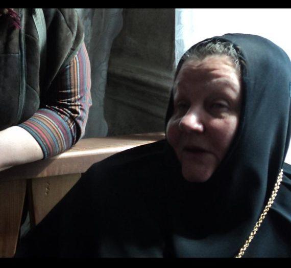 21 апреля преставилась игумения Ольга (Назмутдинова).