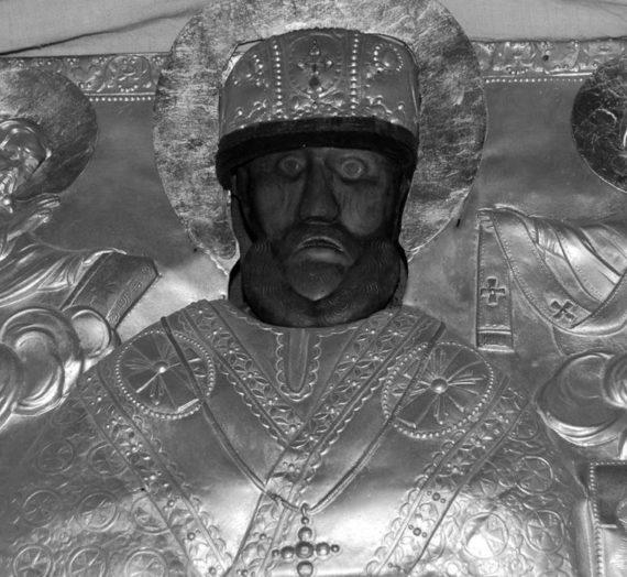 Загадочный образ Святителя Николая из Деревяжихи.