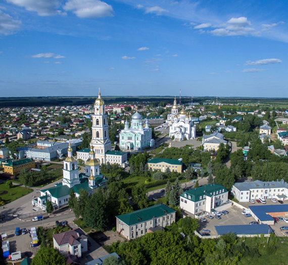 Серафимо-Дивеевский монастырь закрыт на карантин.