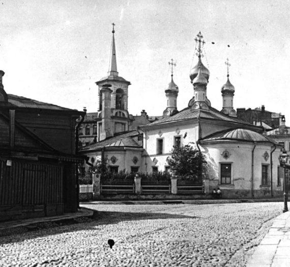 В Зачатьевском монастыре со скорбью вспоминали дату закрытия обители.