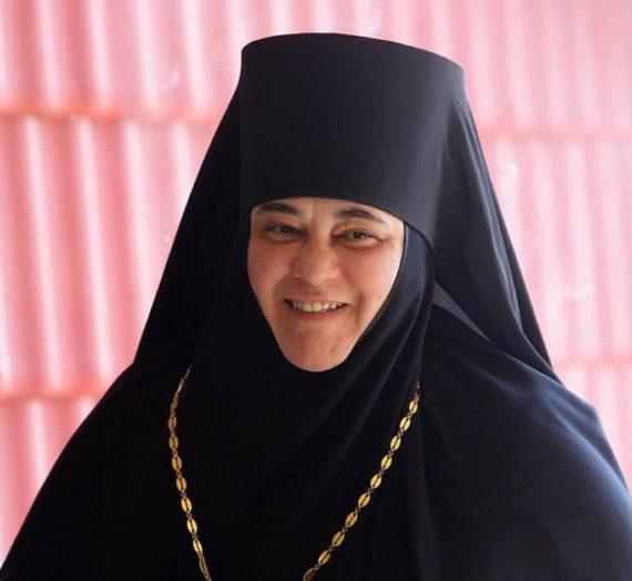 «Старец сказал, что воля Божия – быть мне монахиней».