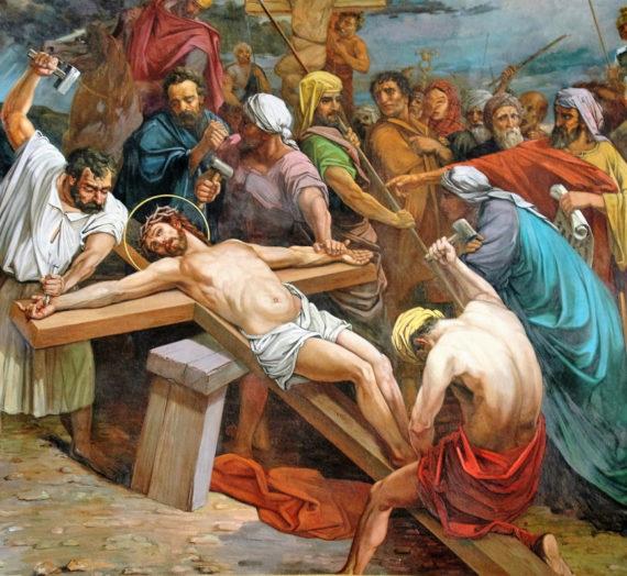 Тимаков А. Страстная Седмица – осмысление Христова Креста.