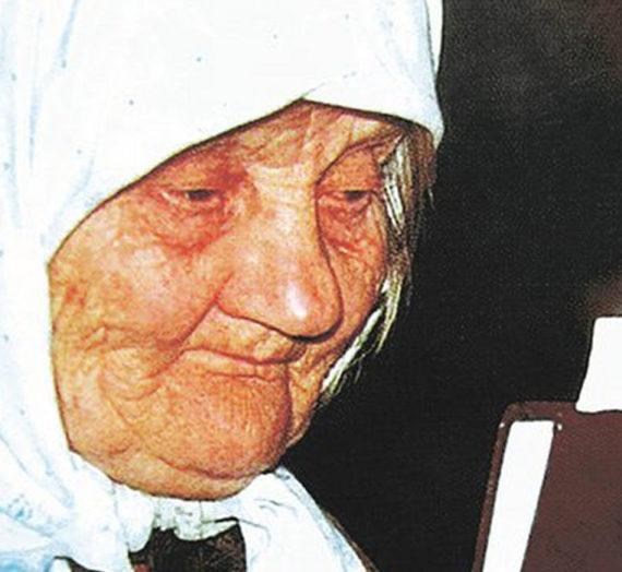 ЛЮБУШКА. ПОСЛЕДНИЕ МЕСЯЦЫ ЖИЗНИ БЛАЖЕННОЙ В ВЫШНЕВОЛОЦКОМ КАЗАНСКОМ МОНАСТЫРЕ И ЕЕ КОНЧИНА.