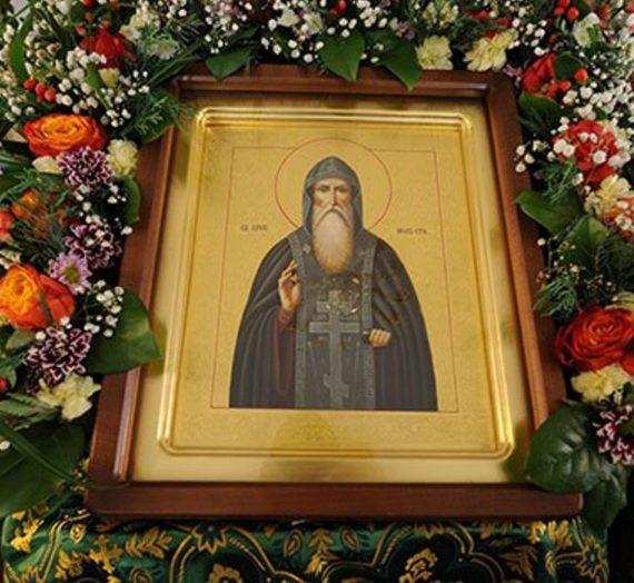 День обретения мощей преподобного Нила Столобенского. Расписание богослужений.