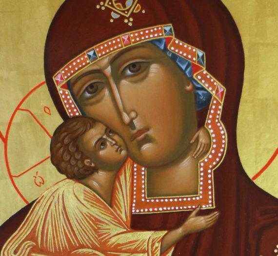 Святыни Вознесенского Оршина монастыря