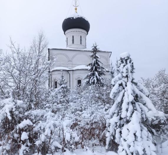 День памяти Архимандрита Иова Настоятеля Вознесенского Оршина монастыря ( 16 век)