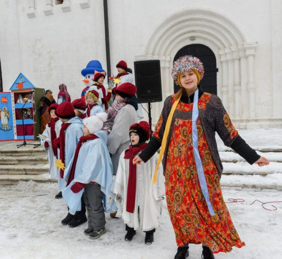 Рождественский Праздник в Старицкой обители