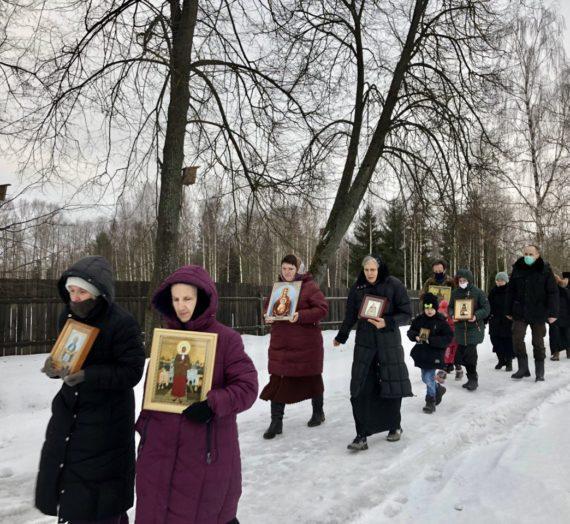 30-летие возрождения монашеской жизни в Казанском женском монастыре.