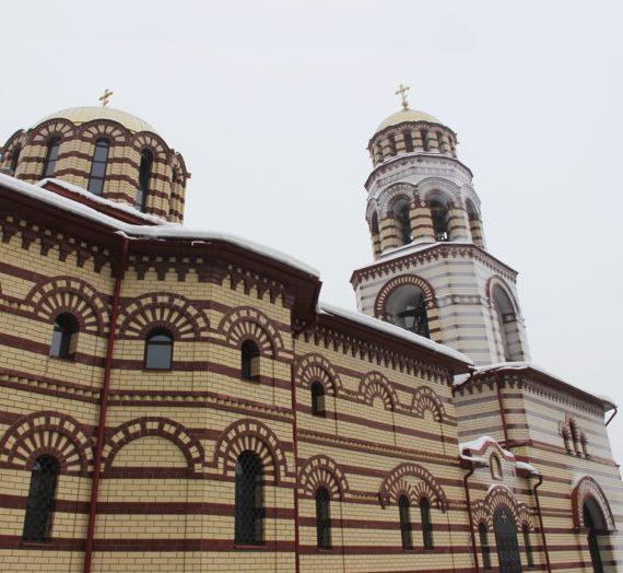 Память прп. Феодосия Великого в Николаевском Малицком монастыре