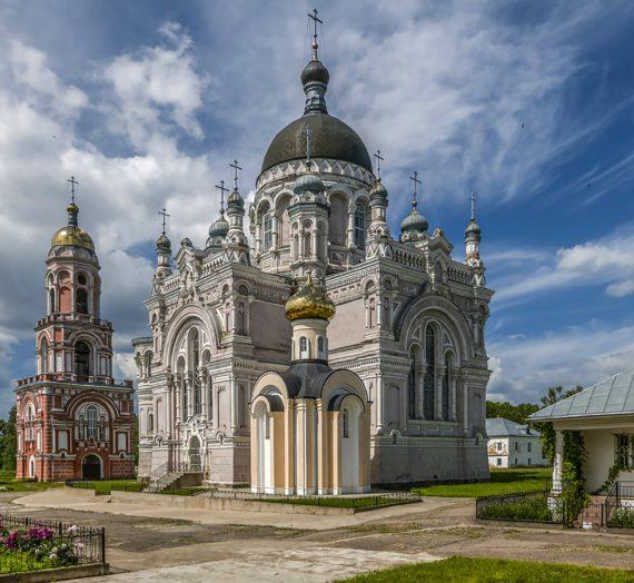 Фильм о Вышневолоцком Казанском женском монастыре