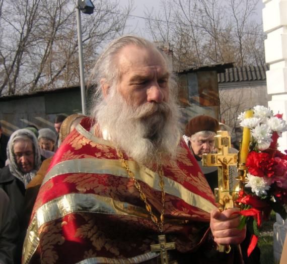 Оршинский синодик. Протоиерей Михаил Молостов (†31 января 2007 г.)
