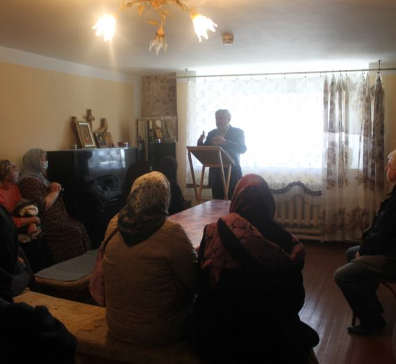 Великопостные встречи в Христорождественском монастыре