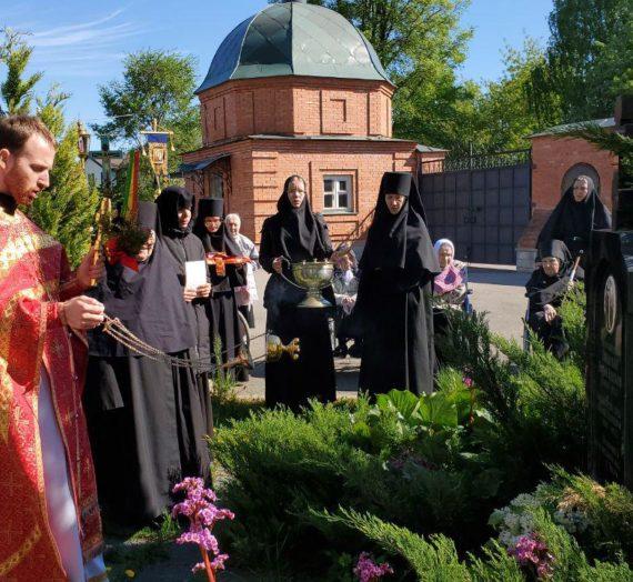 Престольный Праздник в Свято-Екатерининском монастыре