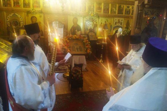 В Вознесенском Оршине женском монастыре состоялся престольный праздник