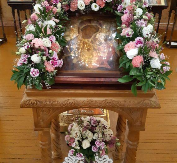 Престольный праздник в Христорождественском монастыре