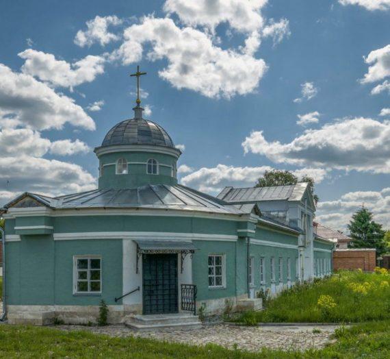 Память преп.Серафима Саровского в Екатерининском монастыре